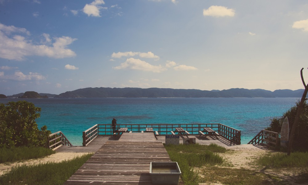 Zamami island Winter – 座間味島